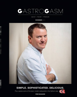 Kai New Zealand on GASTROGASM Magazine
